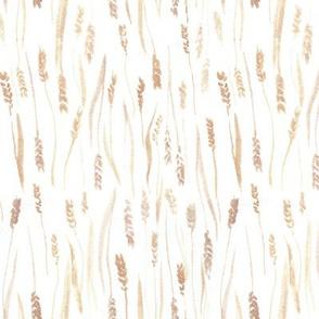 Wheat Watercolor