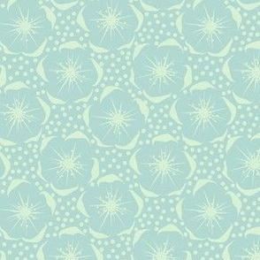Blossom - blue