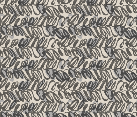 I can't read my resolutions! fabric by ottomanbrim on Spoonflower - custom fabric