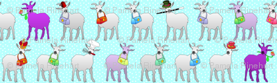 spring fashion goats