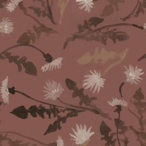 Dandelion watercolor c02