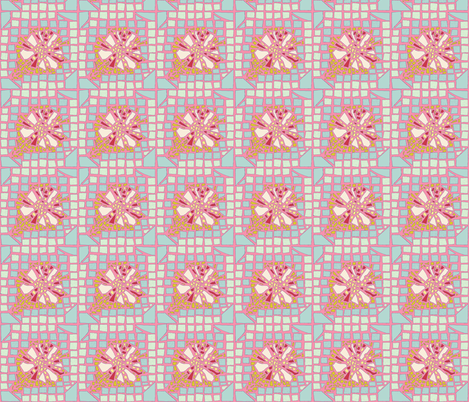 CHEATER QUILT SQUARES fabric by paysmage on Spoonflower - custom fabric