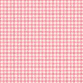 Eighth-inch Check tile  (Spring Floral Quilt Block palette v1)