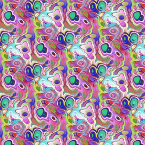 Rainbow Sinus Cloud Medley