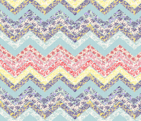 spring_zig_zag fabric by kirpa on Spoonflower - custom fabric