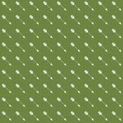 Arrow Diagonal Riverbank green