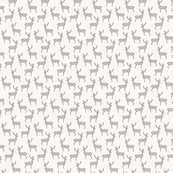 Deer - Gray (small)