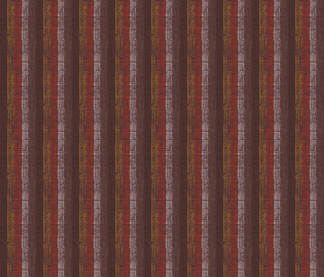 Rusty Steampunk Stripe (canvas texture) fabric by implexity on Spoonflower - custom fabric