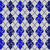 Argyle TARDIS (size variation on grey)
