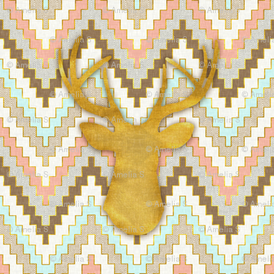 Chevron and Deer