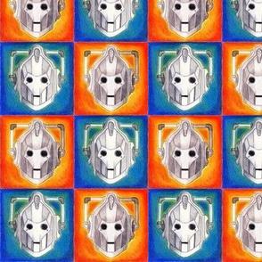 Mini Cyber Heads Chess