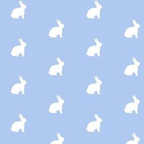White Bunny Bluebell