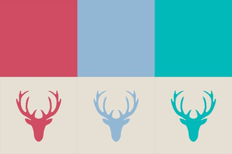 Simple_deer_head_panels_and_backs_st_sf_150dpi_shop_preview