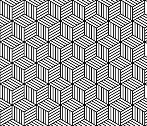 stripy cubes