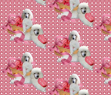 Poodle_valentine