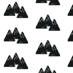 Sketchy Mountains