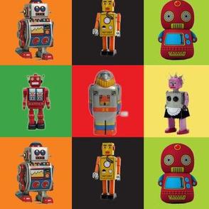 robot? check!