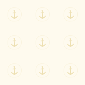 Marine pattern with anchors