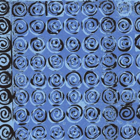 dark water spirals