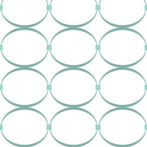 O Ring Aqua