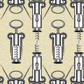 Corkscrews: Champagne