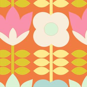 floral_spring_fond_orange_L