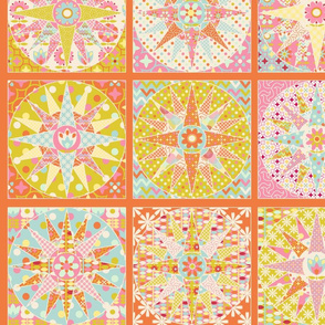 spring_sunshine_cheater_quilt_orange_L