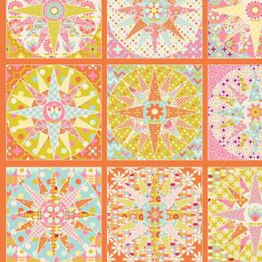 spring_sunshine_cheater_quilt_orange_L