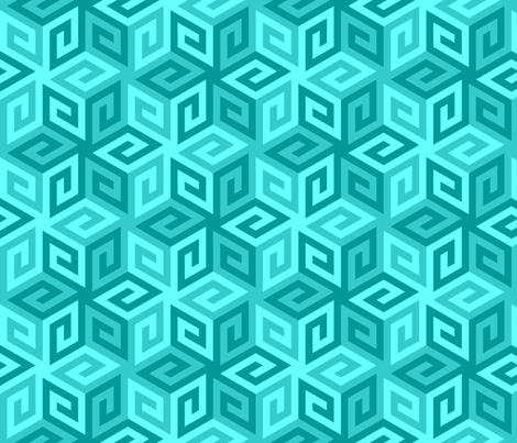 greek cube 6 x3