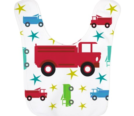 Fire Truck star Personalized 2