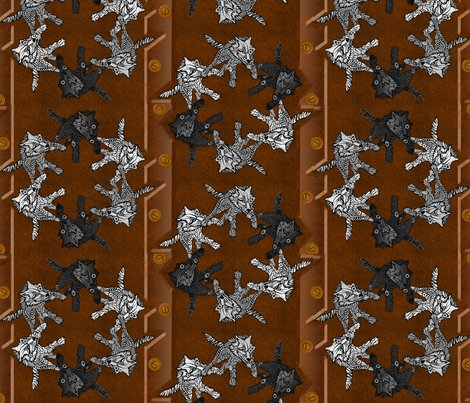 Steampunk_wolfpack_circle_panels_shop_preview