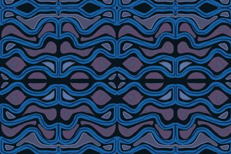A-maze_I fabric by skcreations,_llc on Spoonflower - custom fabric