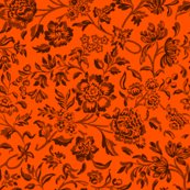 William_morris_small_floral._marquise_and_black_halloween_shop_thumb