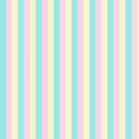 lemon stripe wallpaper