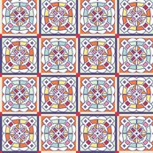 Rrfour-square_treble-sized-heavier-stroke-spoonflower-cheater-quilt-stained-glass-window-live-traced-b_w-constructed-motif-from-16-color-small-naked-spray-of-red-roses-pa072137-as-p4g-rotated22-colorway-2_with_sashing_shop_thumb