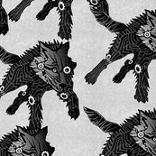 Steampunk_wolfpack_blackwolves_on_white_textured_shop_thumb