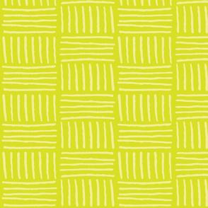 Lime basket (Juicy Fruit series)