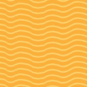 Tangerine Waves (Juicy fruit series)