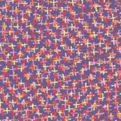 plus two - Spring Quilt purple