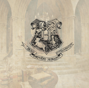 Hogwarts Crest of Houses HarryPotter