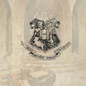 Hogwarts Crest of Houses HarryPotter
