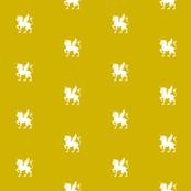 Unicorn Pegasus Mustard