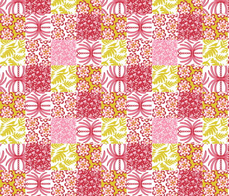 Upspringing fabric by van_winkle on Spoonflower - custom fabric