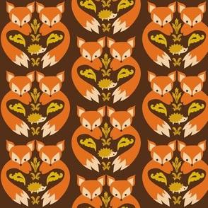 Fox Print Brown