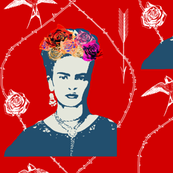 Ode to Frida Kahlo  (in Shiraz)