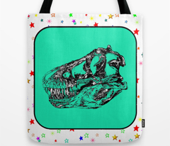 Quilt_block_stars_t_rex_skull_aqua_comment_417871_preview