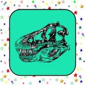 Quilt_block_stars_t_rex_skull_aqua_shop_thumb