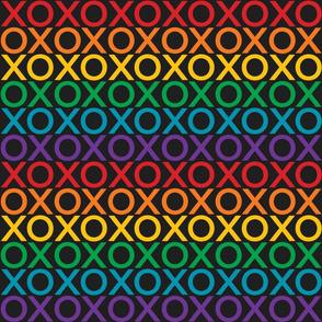 XOXO : rainbow 2 : big