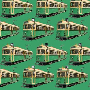 Melbourne Australia Tram.