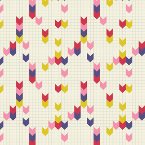 Sketchbook Chevrons